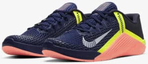 Nike Metcon 6 Men's Training quarter view left-crop