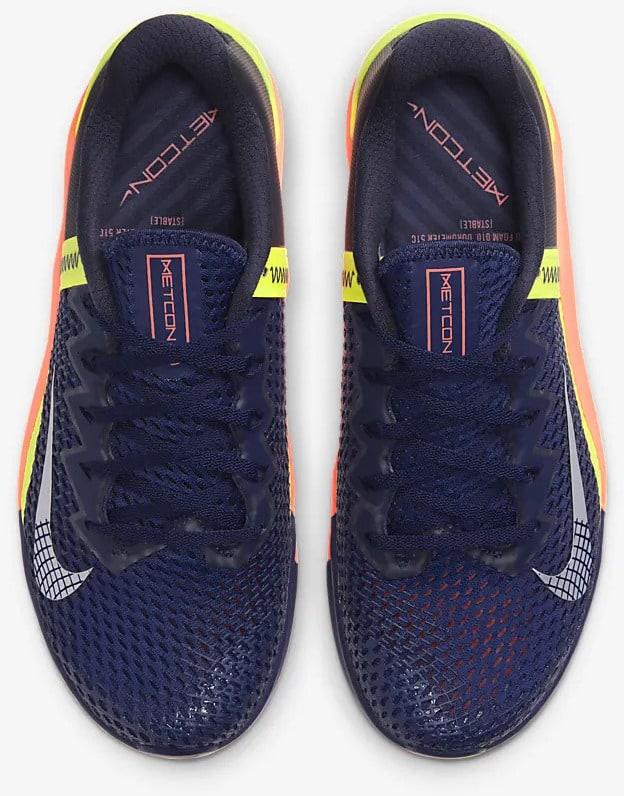 Nike Metcon 6 Men's Training top view pair-crop