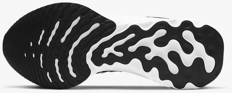 Nike React Infinity Run Flyknit 2 Men outsole