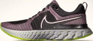 Nike React Infinity Run Flyknit 2 women colorway left view