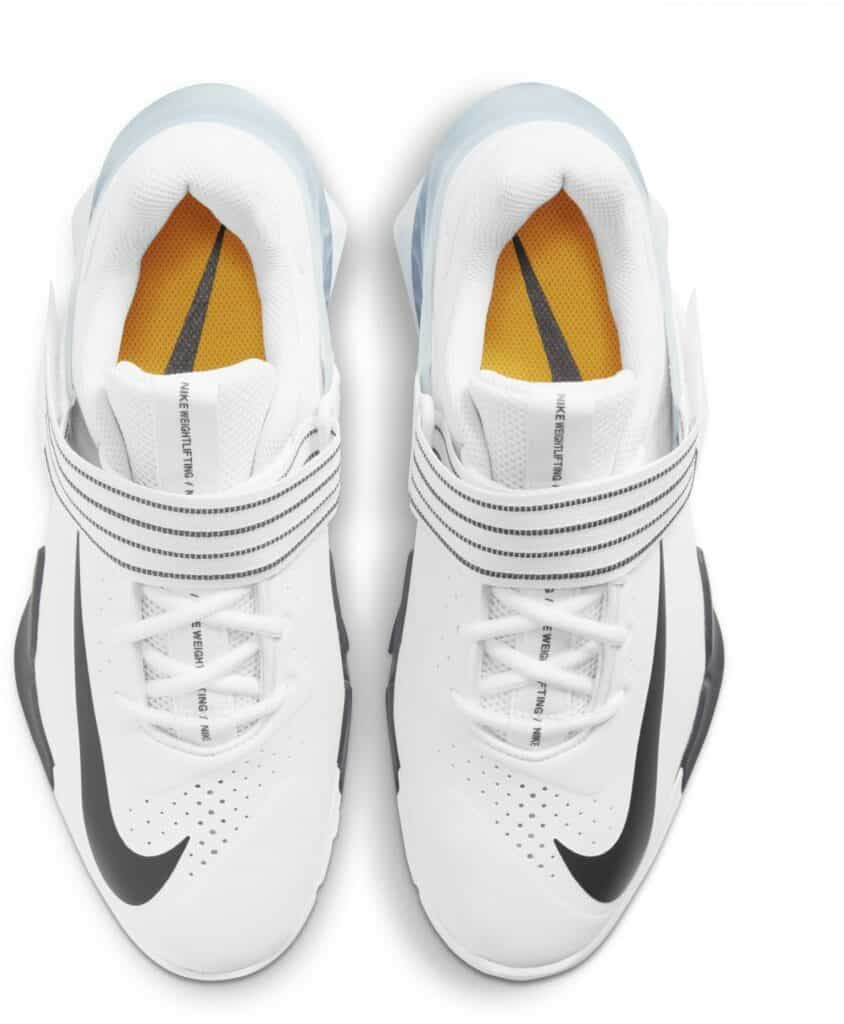 Nike Savaleos New Weightlifting Shoe 6