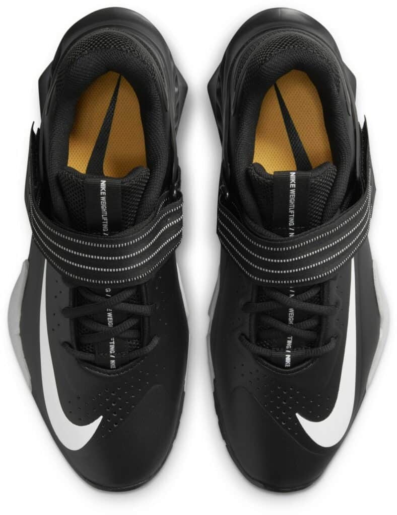 Nike Savaleos New Weightlifting Shoe 9