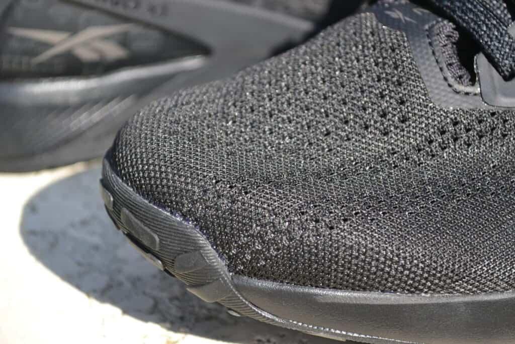 Reebok Nano X1 Training Shoe Review Flexweave Knit for the upper