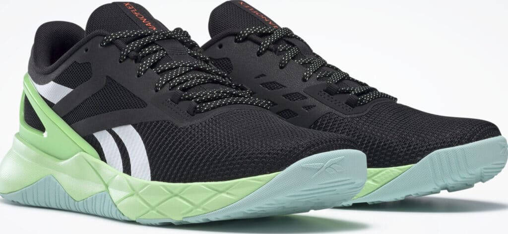 Reebok Nanoflex TR Training Shoe side-crop