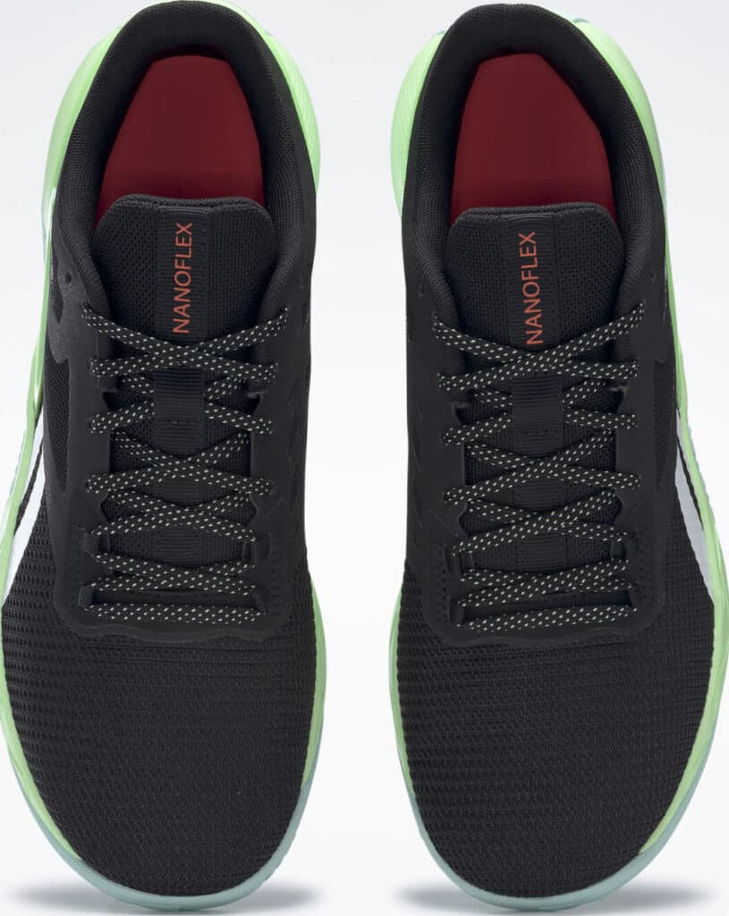 Reebok Nanoflex TR Training Shoe top black