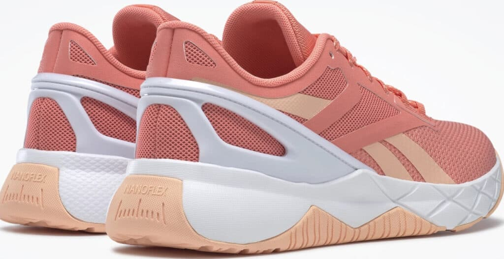 Reebok Nanoflex TR Training Shoe womens back-crop