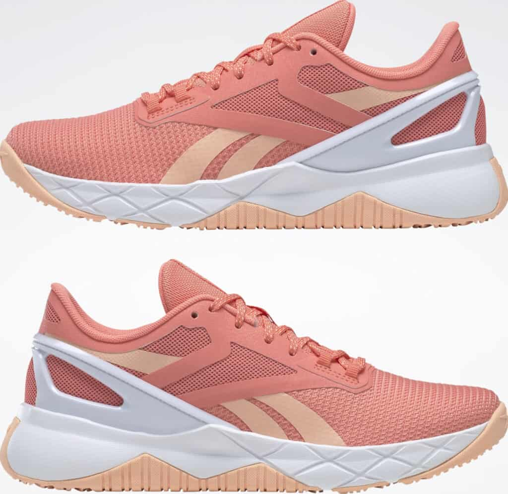 Reebok Nanoflex TR Training Shoe womens side