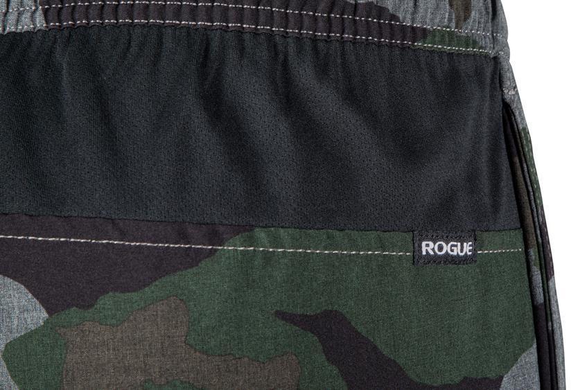 Rogue Black Ops 6 inch back side logo