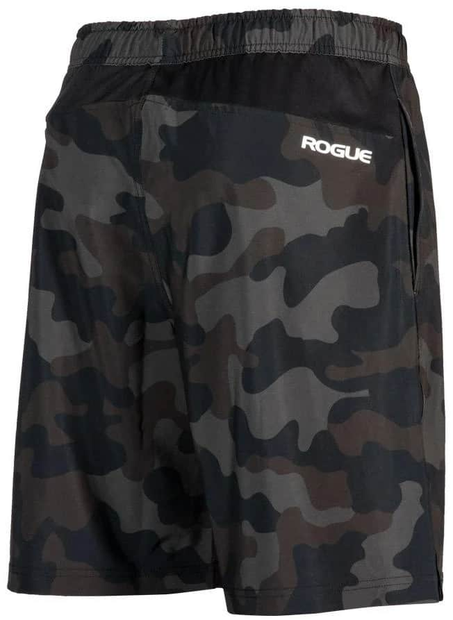 Rogue Black Ops - 8 inch back