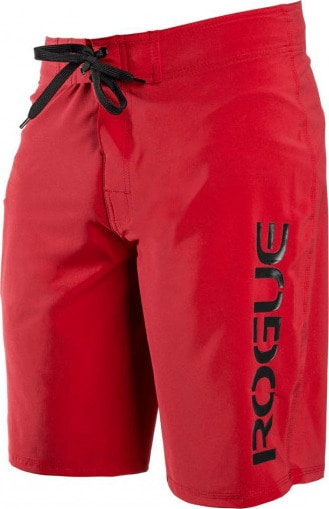 Rogue Boardshorts red front