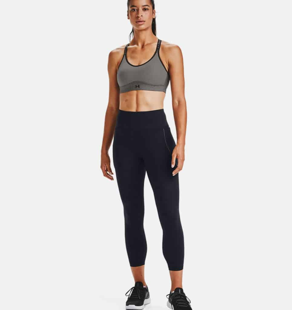 Under Armour Womens UA HydraFuse 7-8 Leggings full view