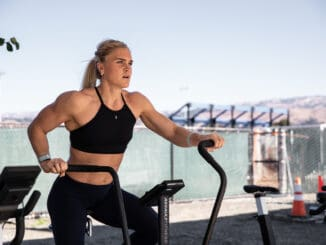 CrossFit Games 2020 Thursday FInals - Katrin Davidsdottir2