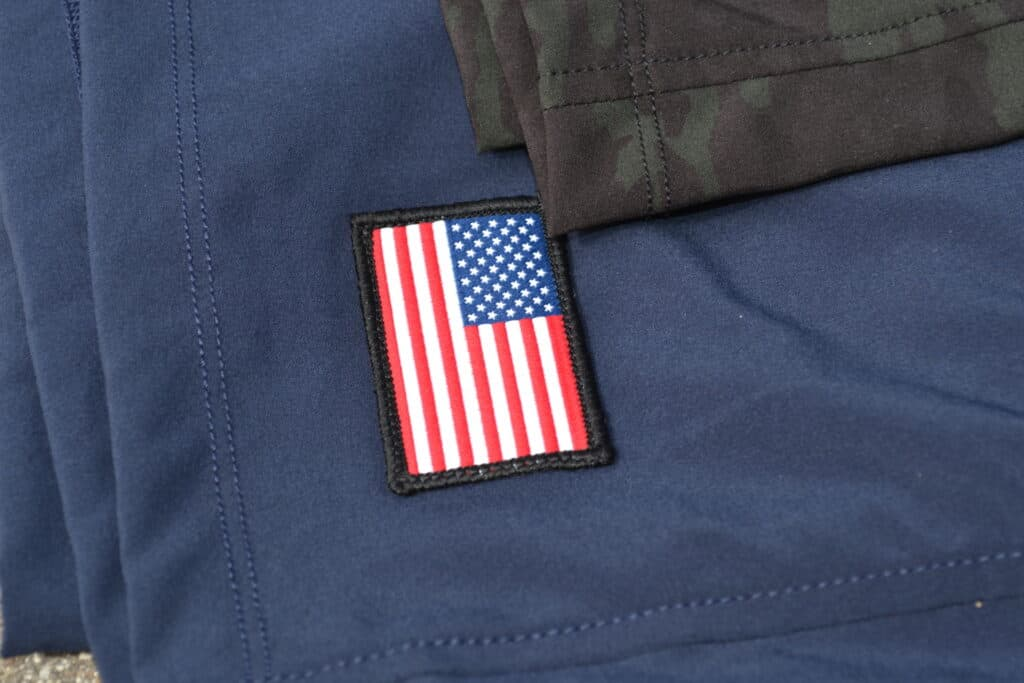 GORUCK American Training Shorts Navy and Camo Review (18)