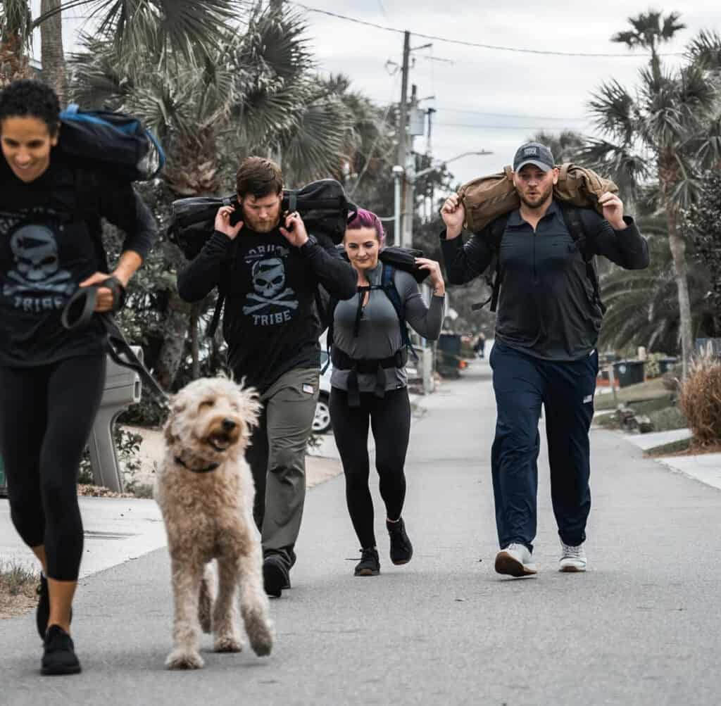 GORUCK American Training Sweat Pants group