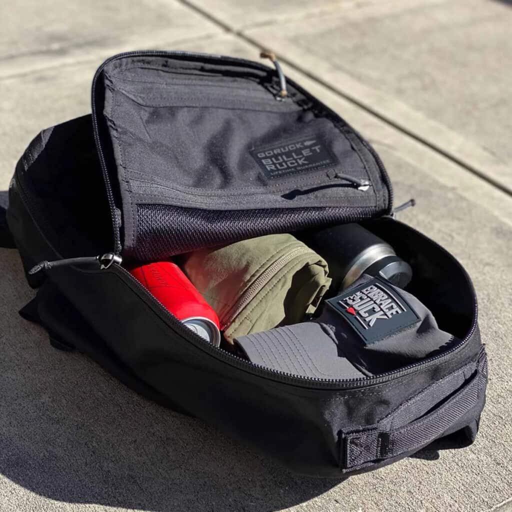 GORUCK Bullet Ruck pack black