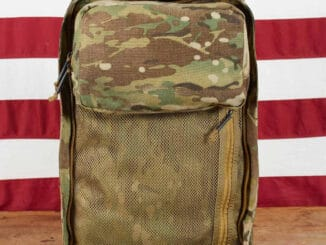 GORUCK GR2 multicam front view