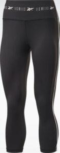 High-Rise ¾ Length Leggings front