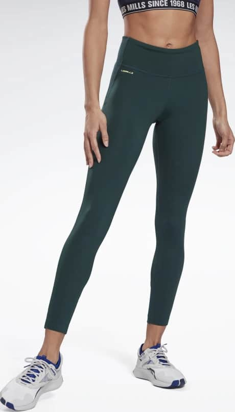 Lux Perform Leggings front view when worn
