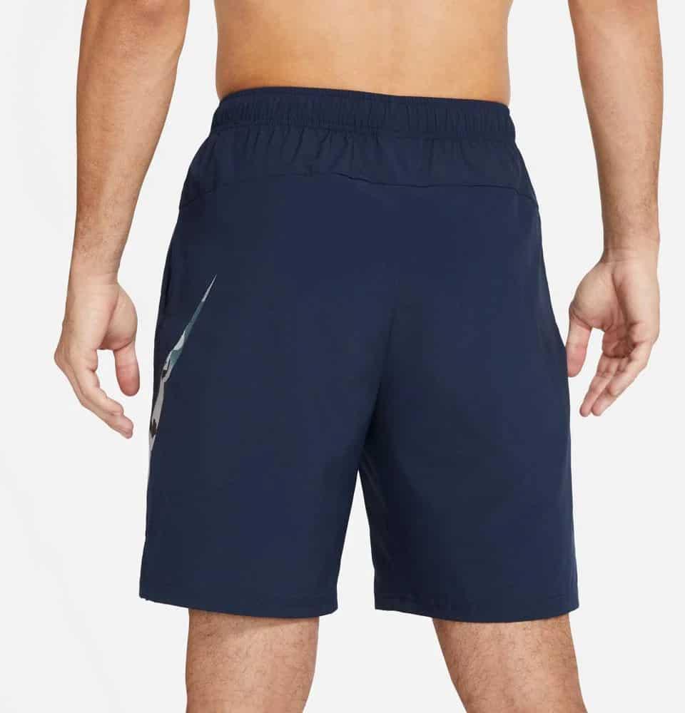 Nike Mens Flex Shorts - Camo back view