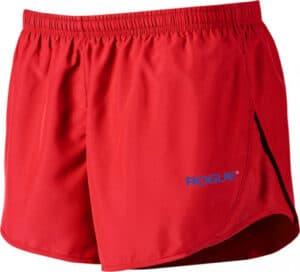 Nike Women's Mod Tempo Shorts Red Quarter