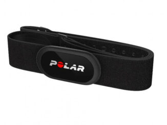 Polar H10 Heart Rate Sensor full view front
