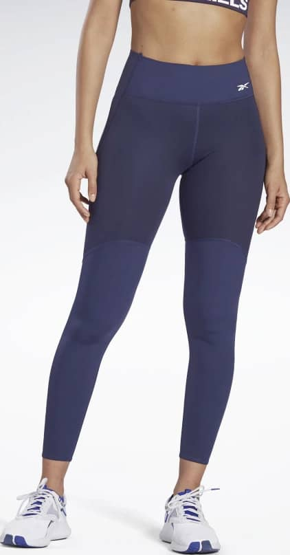 Pure Move Tights Motion Sense front view when worn