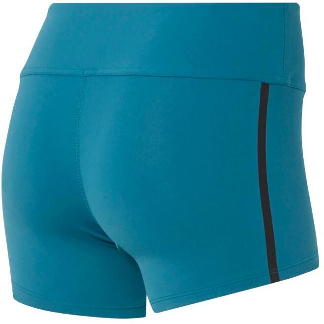 Reebok CrossFit Chase Bootie Shorts - Teal back