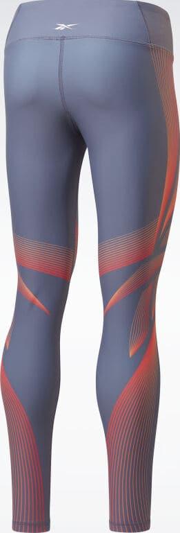 Reebok Lux Bold 2 High-Rise Leggings full view back