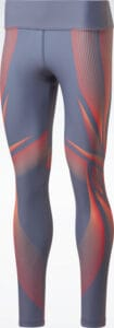 Reebok Lux Bold 2 High-Rise Leggings full view front