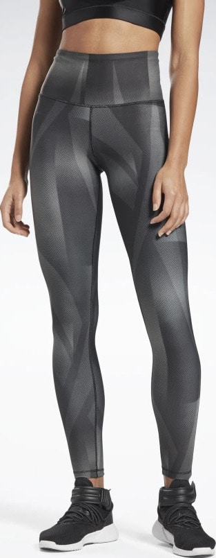 Reebok Lux Bold High-Rise Vector Block Tights standard