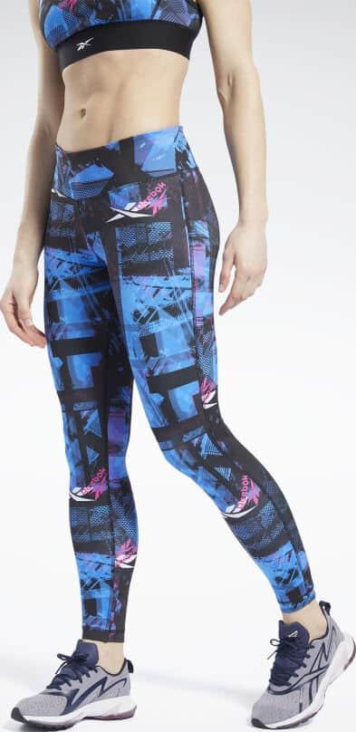 Reebok Meet You There Printed Leggings standard