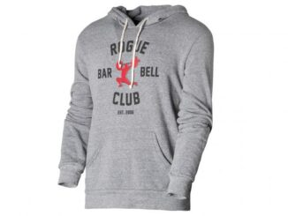 Rogue Barbell Club 2.0 Hoodie Gray