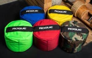 Rogue Color Strongman Sandbags different colors