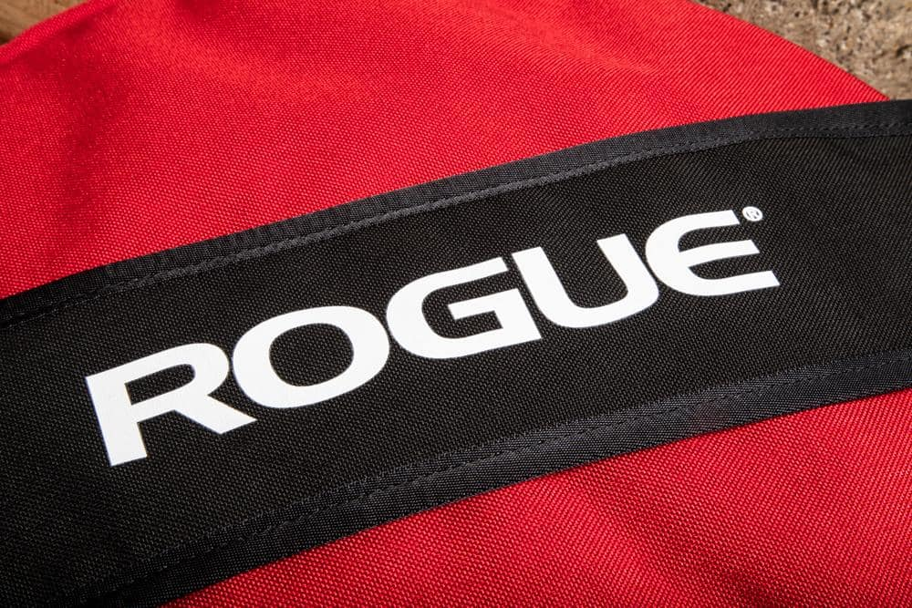 Rogue Color Strongman Sandbags red