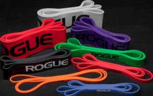 Rogue Echo Resistance Bands different colors