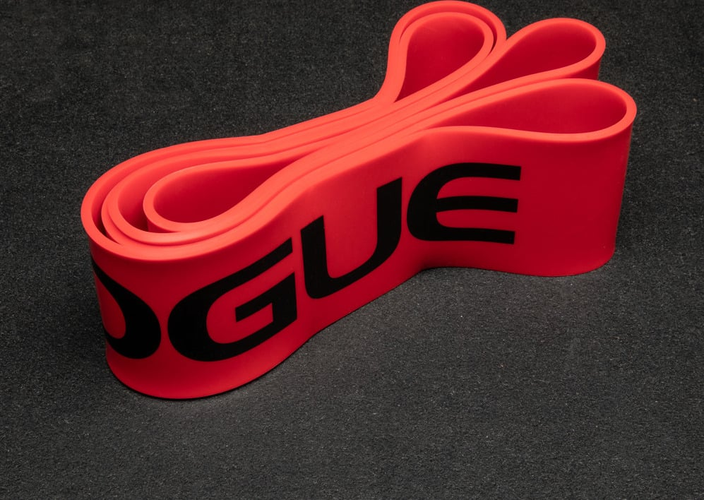 Rogue Echo Resistance Bands red