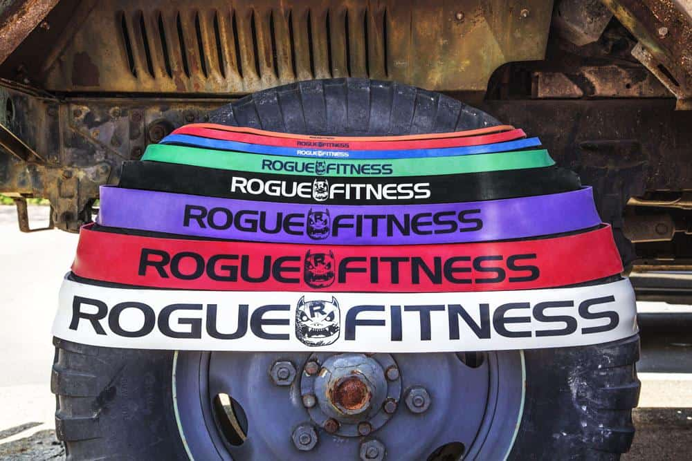 Rogue Monster Bands in different sizes