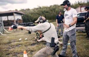 GORUCK Events Tactical Event 2 Firearms
