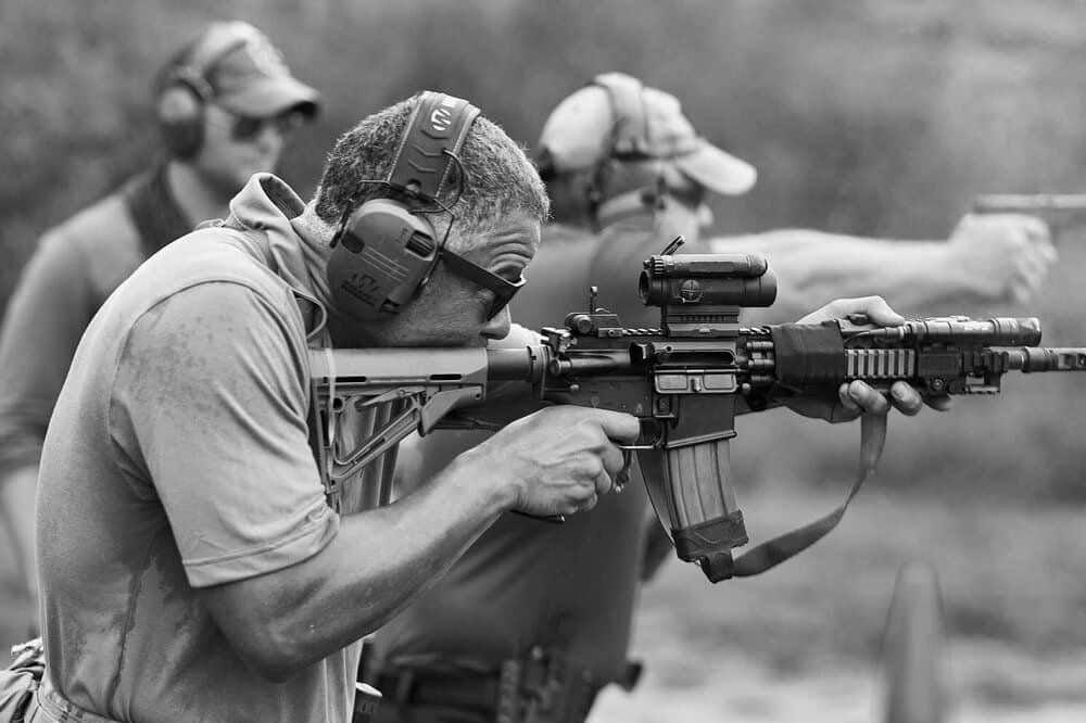 GORUCK Events Tactical Event firearms shooting