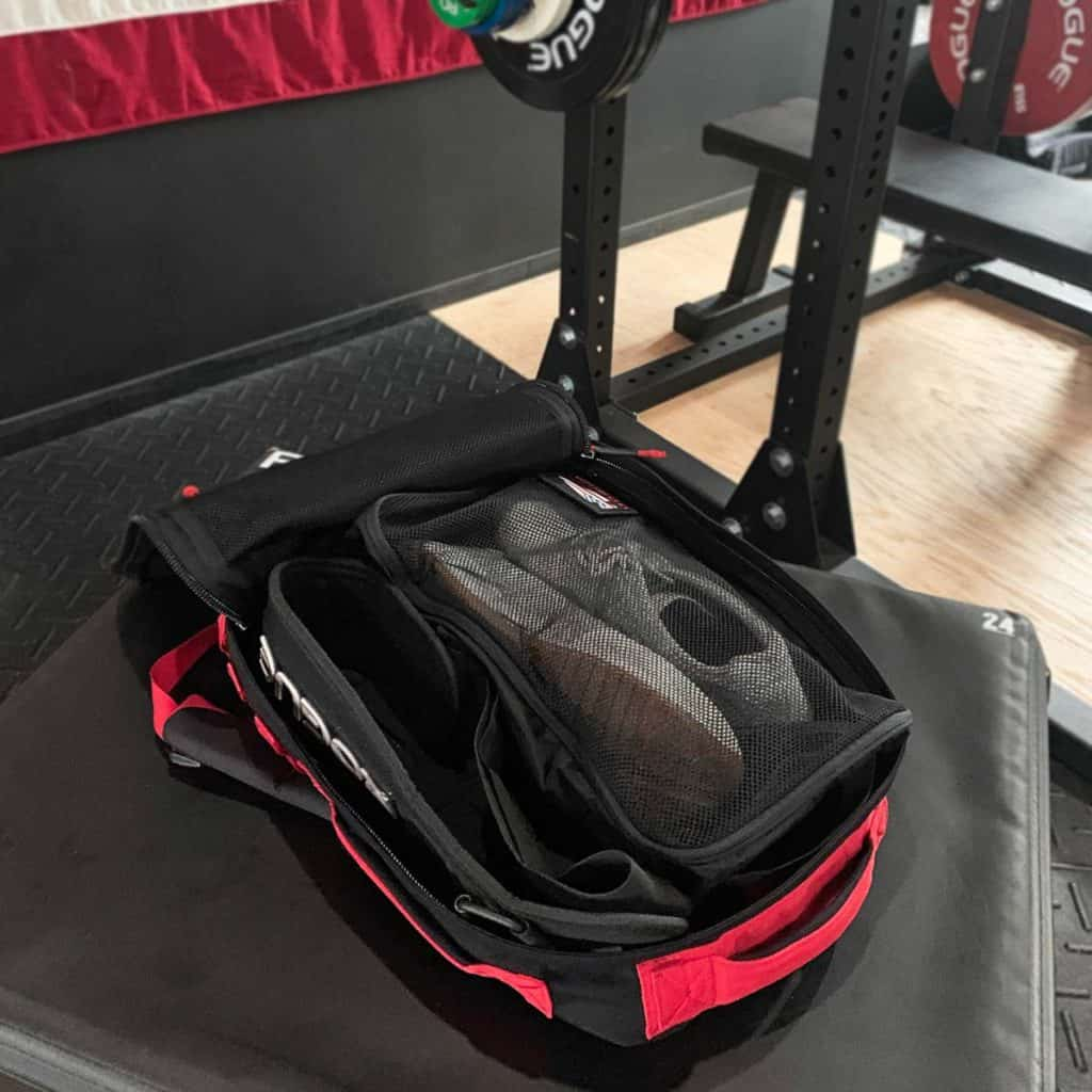 GORUCK Packing Cubes flat gym bag