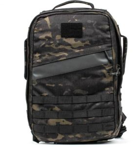 GORUCK Rucker 3.0 black multicam front