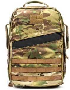 GORUCK Rucker 3.0 multicam full view