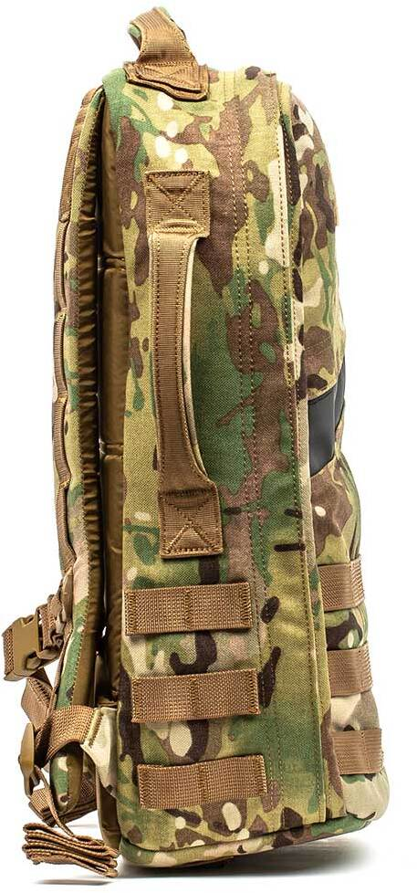 GORUCK Rucker 3.0 multicam side view