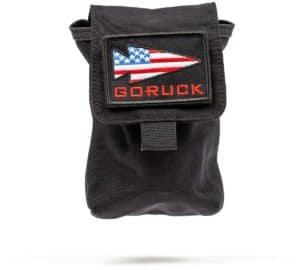 GORUCK Simple Side Pocket lead full view