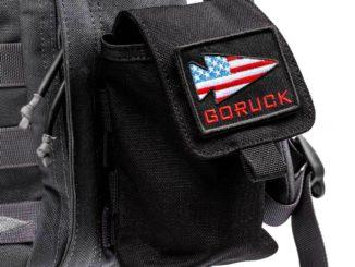 GORUCK Simple Side Pocket pocket on ruck