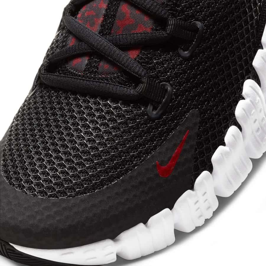 Mens Nike Free Metcon 4 upper close up