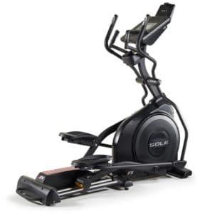 Sole Fitness E25 Elliptical right