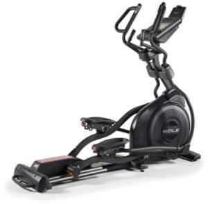 Sole Fitness E35 Elliptical right