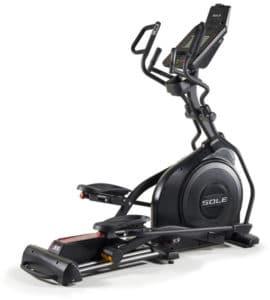 Sole Fitness E55 Elliptical right