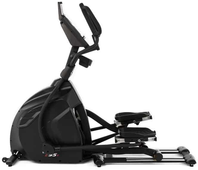 Sole Fitness E95S Elliptical left side